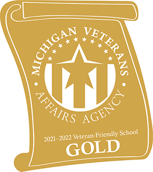 Michigan Veterans Affairs Agency Gold status