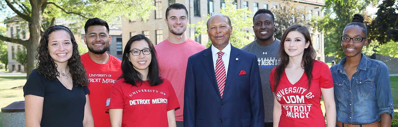 University Of Detroit Mercy >> About University Of Detroit Mercy University Of Detroit Mercy