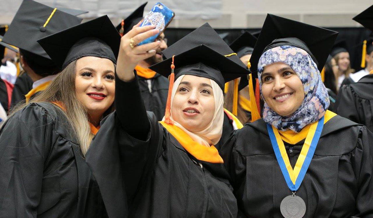 Graduation caps gowns and sex excellent