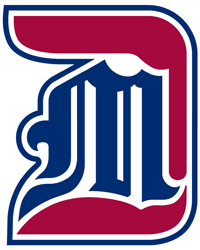 2016 : University of Detroit Mercy Adopts New Logo