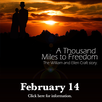 1000 Miles to Freedom February 14