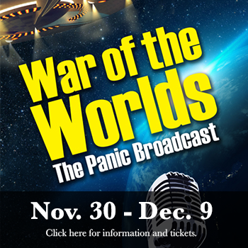 War of the Worlds November 30 to Decemeber 9